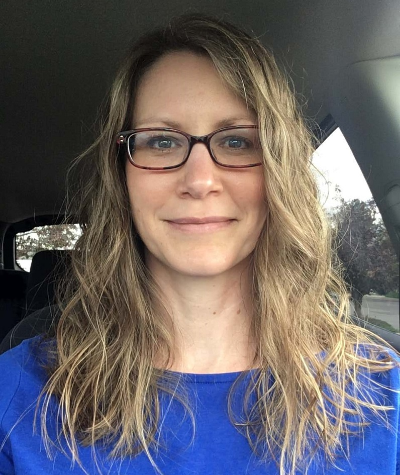 Sara Wald long hair